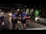 Police Slam Man To Ground For Jaywalking Austin Texas