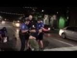 Police Slam Man To Ground For Jaywalking Austin Texas