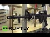 People In Germany Rush To Buy Weapons For Self Defense