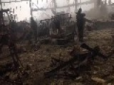 Pro Russian Separatists Fight The Ukrain Army At Donetsk Airport