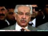 Pakistani Minister Feared Israel Was Going To Nuke Pakistan
