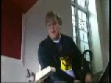 Phoenix Nights-Brian Gets Stuck In A Chair Lift