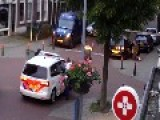 Politie Arresteert Twee Mannen In Hilversum.- Police Arrests 2 In Hilversum, Holland