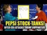 "Pepsi STOCK Plummets After CEO Tells Trump Supporters To ""Take Their Business Elsewhere"""