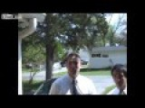Parrot Attacks Mormon Missionaries!!