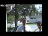 Parrot Attacks Mormon Missionaries!!