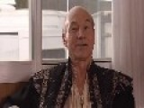 Patrick Stewart - Making Women's Clothes Fall Off! LOL