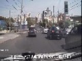 Police Car Chase In Brazil