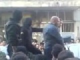Police In Iran Abuse And Humiliate Two Criminals In Public