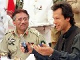 Pakistan's Imran Khan Slams U.S. War On Terror 'Which Started With Musharaf, ISI, Full Support