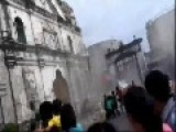 Philippines Bell Tower Collapse