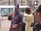 Pakistan's PM Condemns Deadly Bus Attack In Karachi