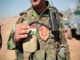 Peshmerga On The Way To Zumar Using German Milan