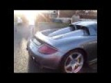 Porsche Carrera GT FAIL!
