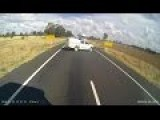 Police Pull Risky Move To Chase Driver
