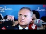Politicians Tooth Falls Out During Interview