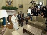 Pope Francis Begins Visit To USA With Call For Environmental Action