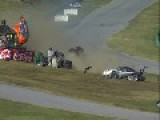 Porsche Goes Airborne At ALMS