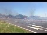 Plane Crash Shoreham Air Show 22.08.2015