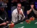 Poker Player Carter Gill's Reaction To Losing A Hand At The World Series Of Poker Is Heart Breaking