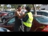 PORSCHE OWNER ATTACKS PRANKSTER!