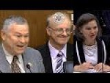 Putin Troll Congressman Dana Rohrbacher Grills Victoria Nuland On Neo-Nazis In Ukraine & Money U.S. Is Spending