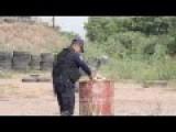 Police Sinaloa Fireworks Exhibition 2012 HD