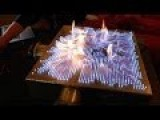 Pyro Board: Dancing Flames React To Sound