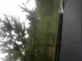 POV Serious Car Accident With Minibus