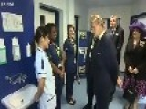 Prince Philip Cracks Joke About Filipinos To Filipino Nurse