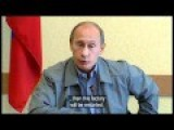 Putin Treats Billionare Like His Secretary
