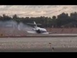 Pilot Lands Plane Without Landing Gear Like An Absolute Boss!