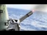 Phalanx CIWS - Close In Weapons System - Live Fire Test