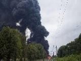 Patriotic Saboteurs Destroy Polish Fuel Delivery For Fascist Army In Korsun–Cherkasy Pocket