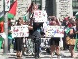 Pro-Hamas Hezbollah Islamic-Jihad Rally In Ottawa Canada, 12 July 2014