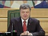 Poroshenko: I Will Not Recognize November 2nd Elections In DPR And LPR