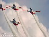 Pilots Perform Awesome Aerial Displays At Cameron Airshow