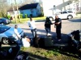 Petersburg, VA Police Try To Stop People Filming From Their Own Porch
