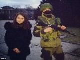 People Of The Crimea Make Selfies With Russian Troops