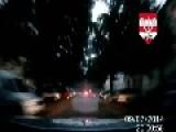 Police Chase In Brno
