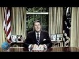 President Reagan's Response: Russia Shot Down Civilian Airliner, Korean Airlines Flight 007 In 1983