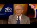 Pat Robertson Tells Grieving Mother Her Dead Baby Could've Grown Up To Be Hitler