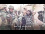 Peshmerga-canadian Squad Catches An ISIS Jihadi
