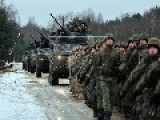 Polish And US Soldiers Exercises In Poland