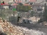 Palestinian Friday Riot In Kfar Kadum, Judea And Samaria, Israel