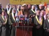 Prince Of The Dulaim Tribe & Anbar Tribal Sheikhs We Refuse The Existence Of The Shi'ite Militias In Anbar Under Any