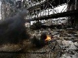 Pics From Inside Donetsk Airport 2
