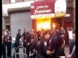 Police Play Hardball With Festival Vendors