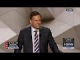 Peter Thiel Speaks At The RNC Convention