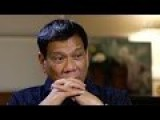 President Of The Philippines On Corruption